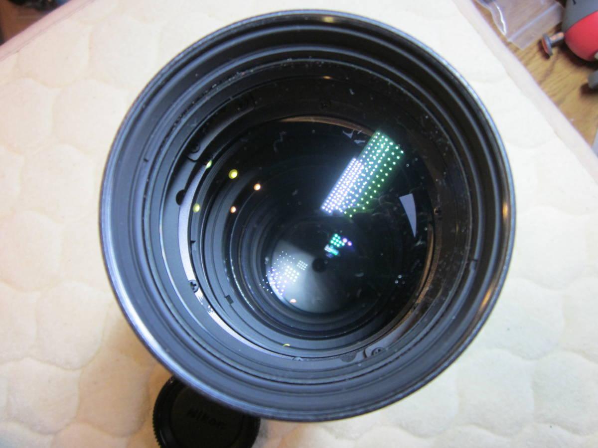 Nikon ニコン F5 + AF NIKKOR 80-200mm F2.8フィルムカメラ _画像6
