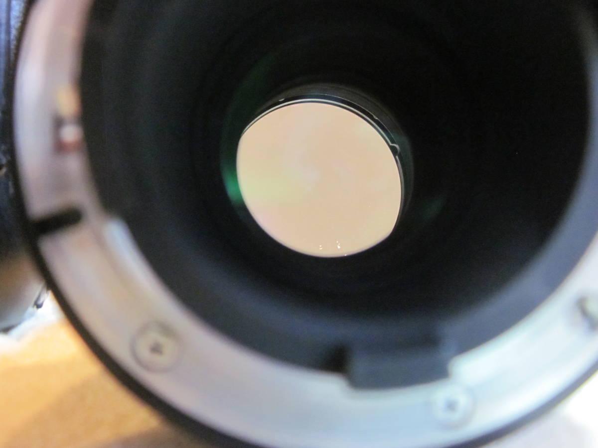 Nikon ニコン F5 + AF NIKKOR 80-200mm F2.8フィルムカメラ _画像7