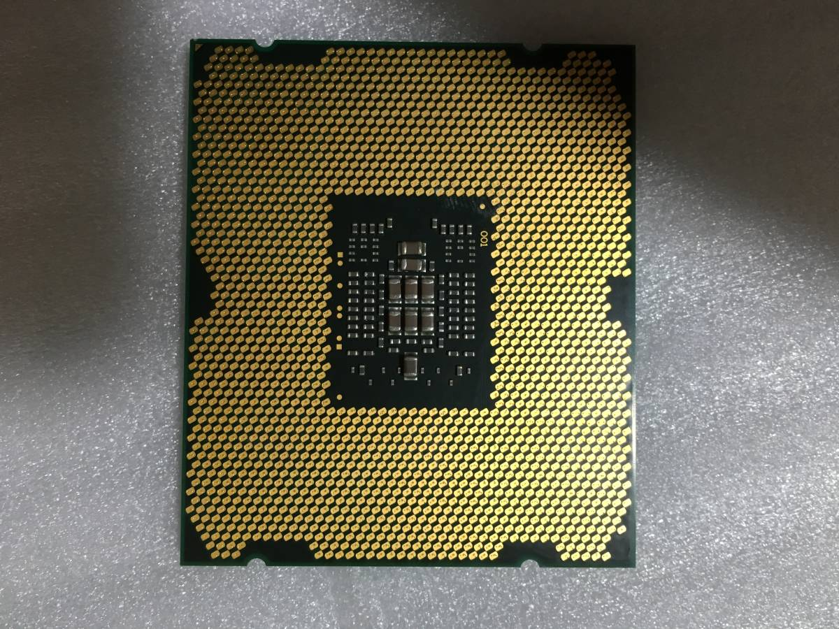 INTEL Xeon E5 2609 4コア4スレッド動作周波数 2.40 GHz キャッシュ 10 MB_画像2
