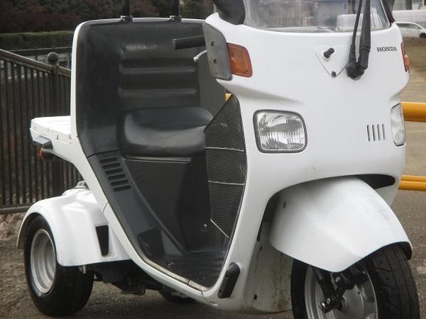 4スト TA03-111XXXX番台 ジャイロキャノピー ドライブベルト、ウエイトローラー、エンジンオイル新品交換済み_画像6