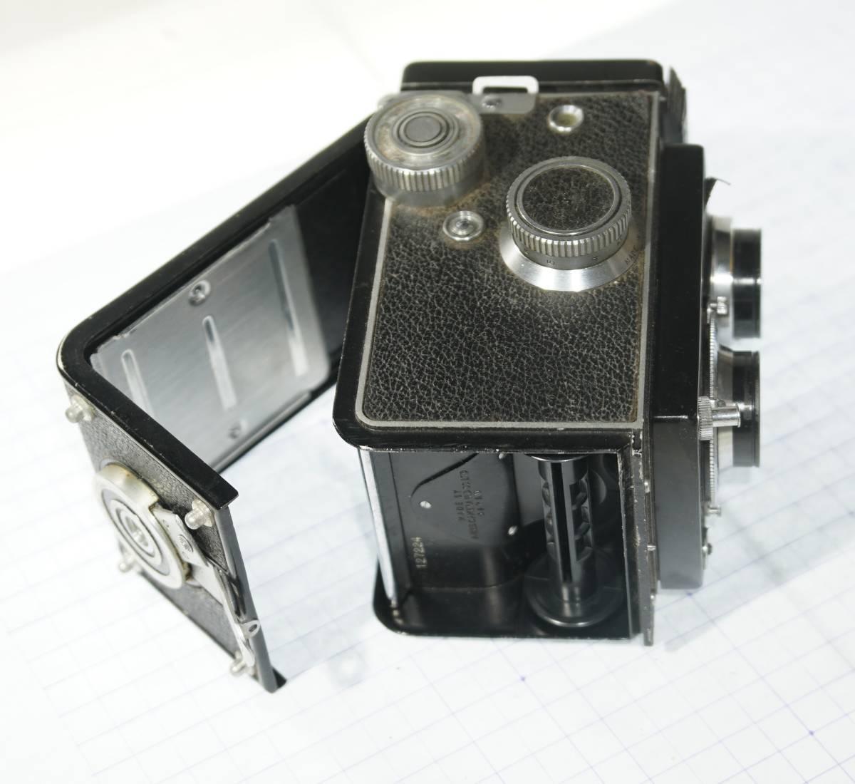 クラシックカメラ・。アイレスフレックス・AIRESFLEX_画像8