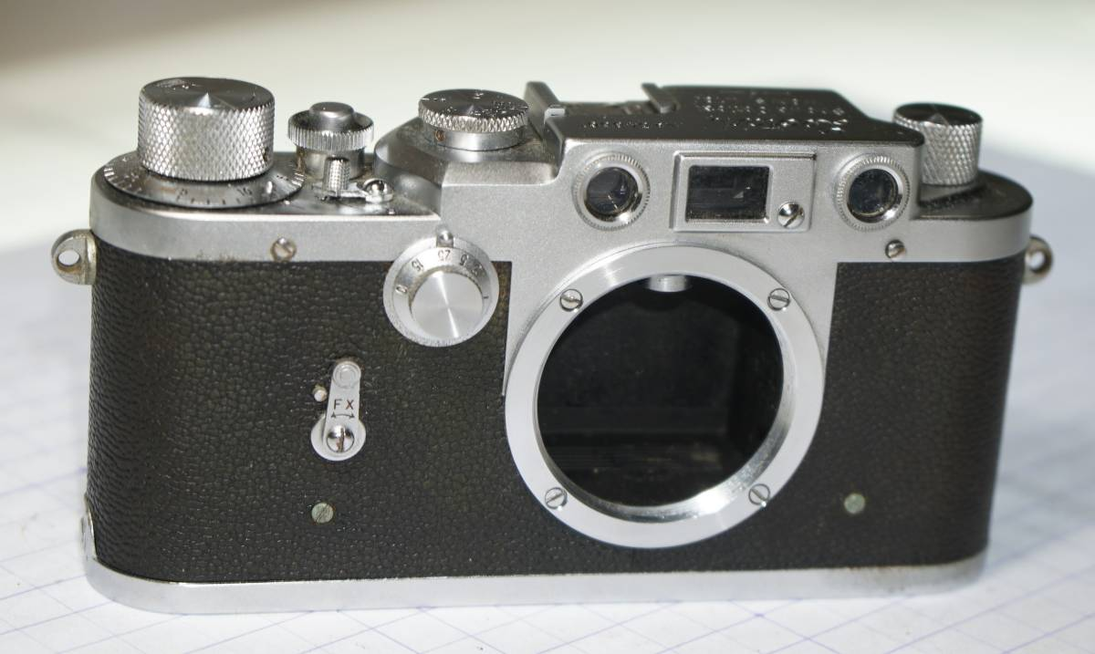 クラシックカメラ・レオタックス・Leotax_画像2