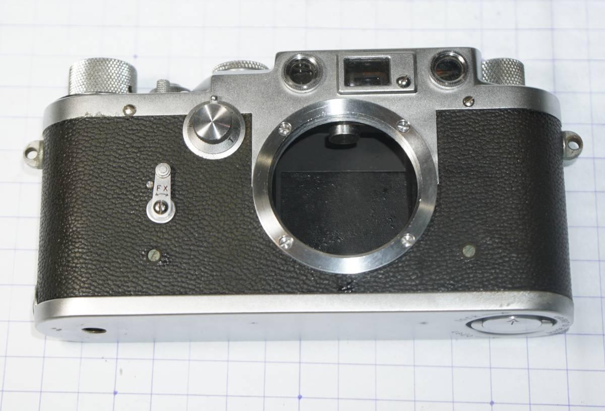 クラシックカメラ・レオタックス・Leotax_画像6
