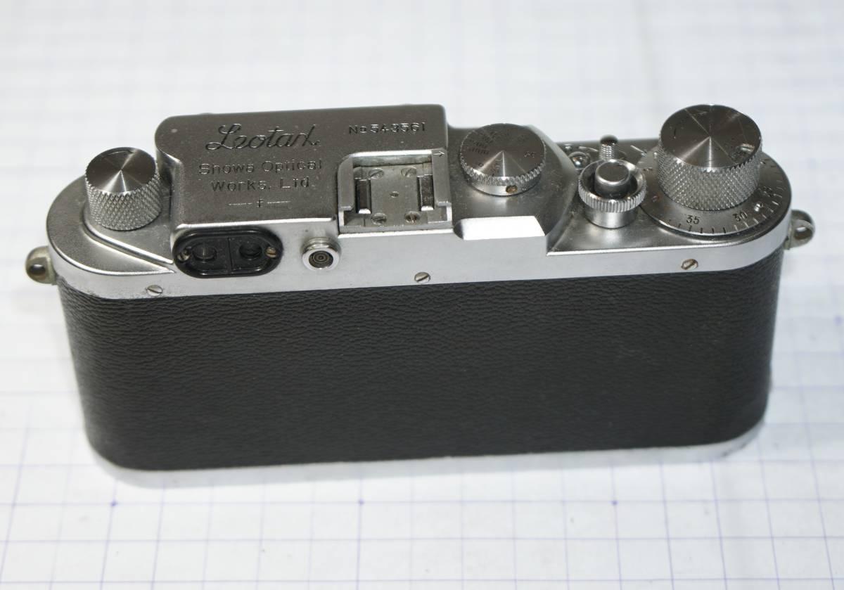クラシックカメラ・レオタックス・Leotax_画像3