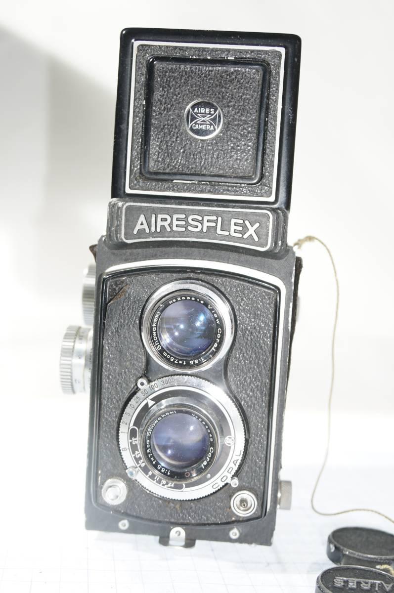 クラシックカメラ・。アイレスフレックス・AIRESFLEX_画像9