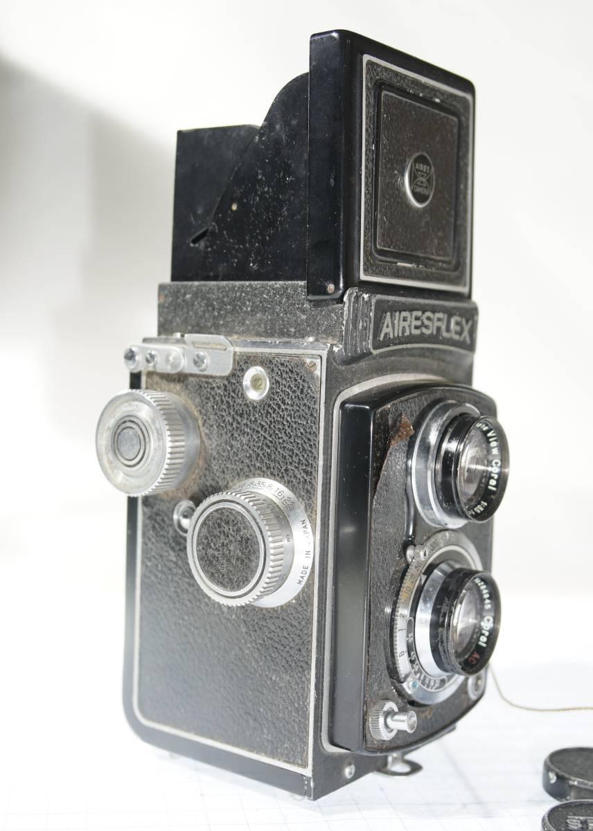 クラシックカメラ・。アイレスフレックス・AIRESFLEX_画像2