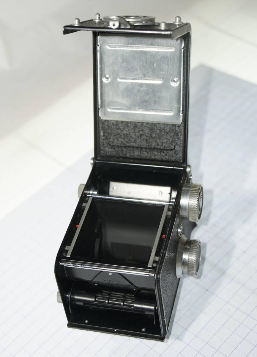 クラシックカメラ・。アイレスフレックス・AIRESFLEX_画像7