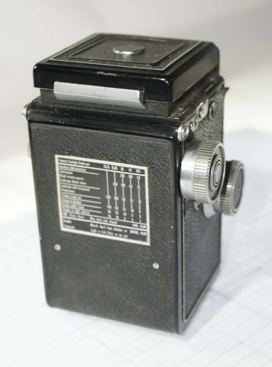 クラシックカメラ・。アイレスフレックス・AIRESFLEX_画像5