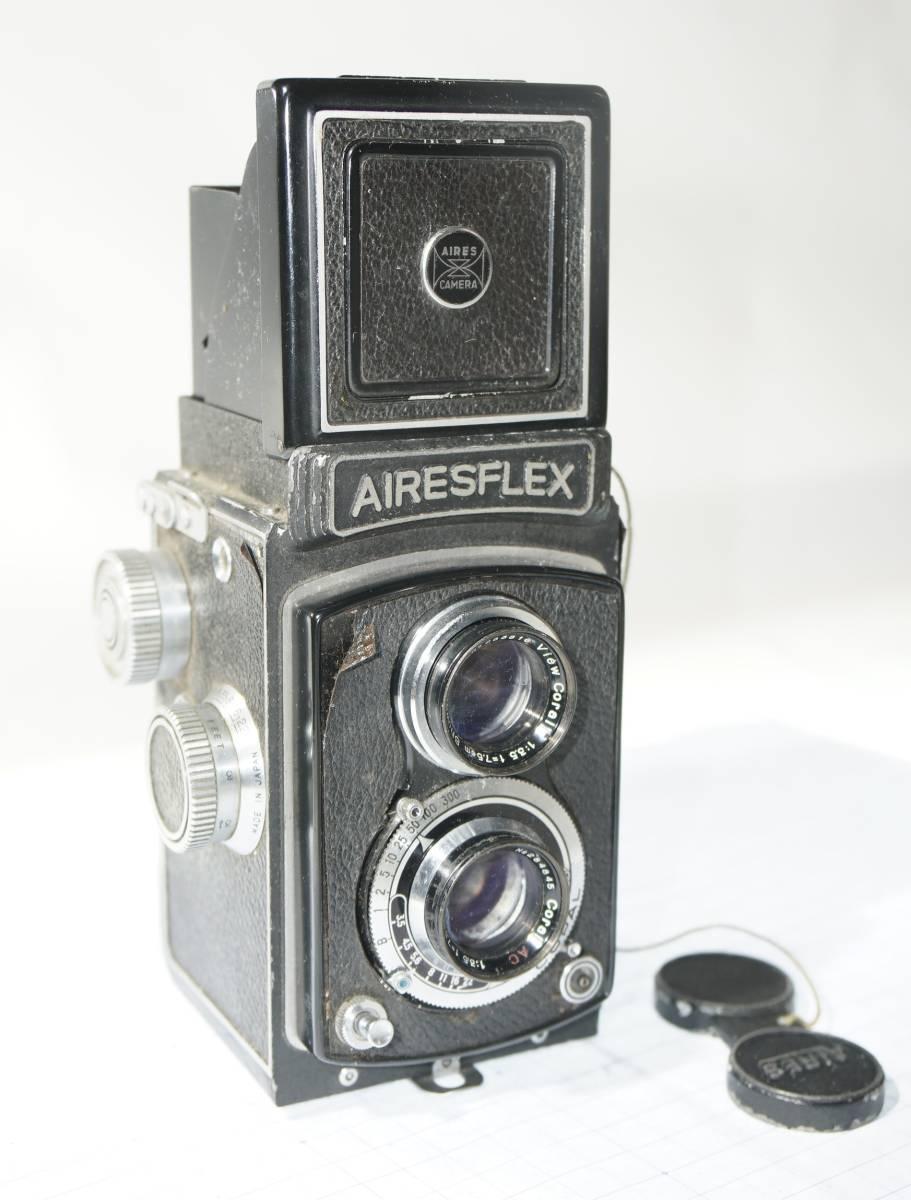 クラシックカメラ・。アイレスフレックス・AIRESFLEX
