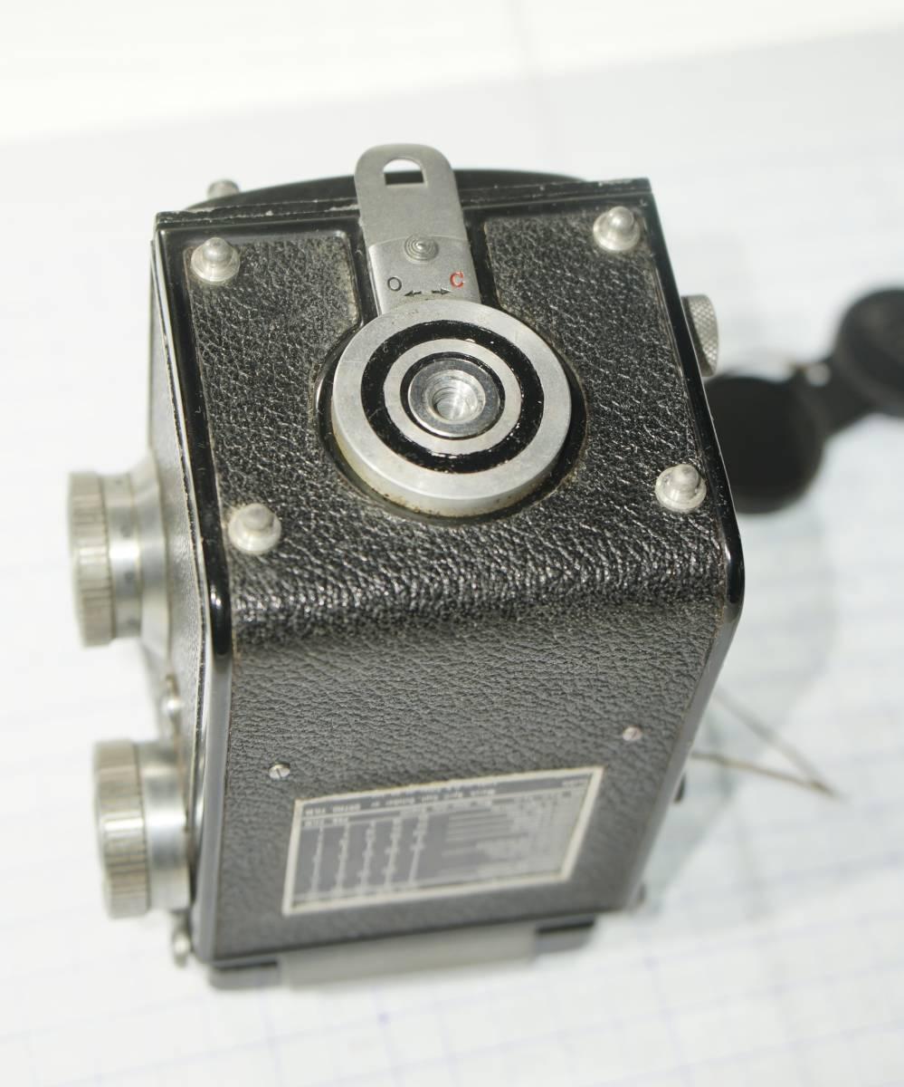 クラシックカメラ・。アイレスフレックス・AIRESFLEX_画像6