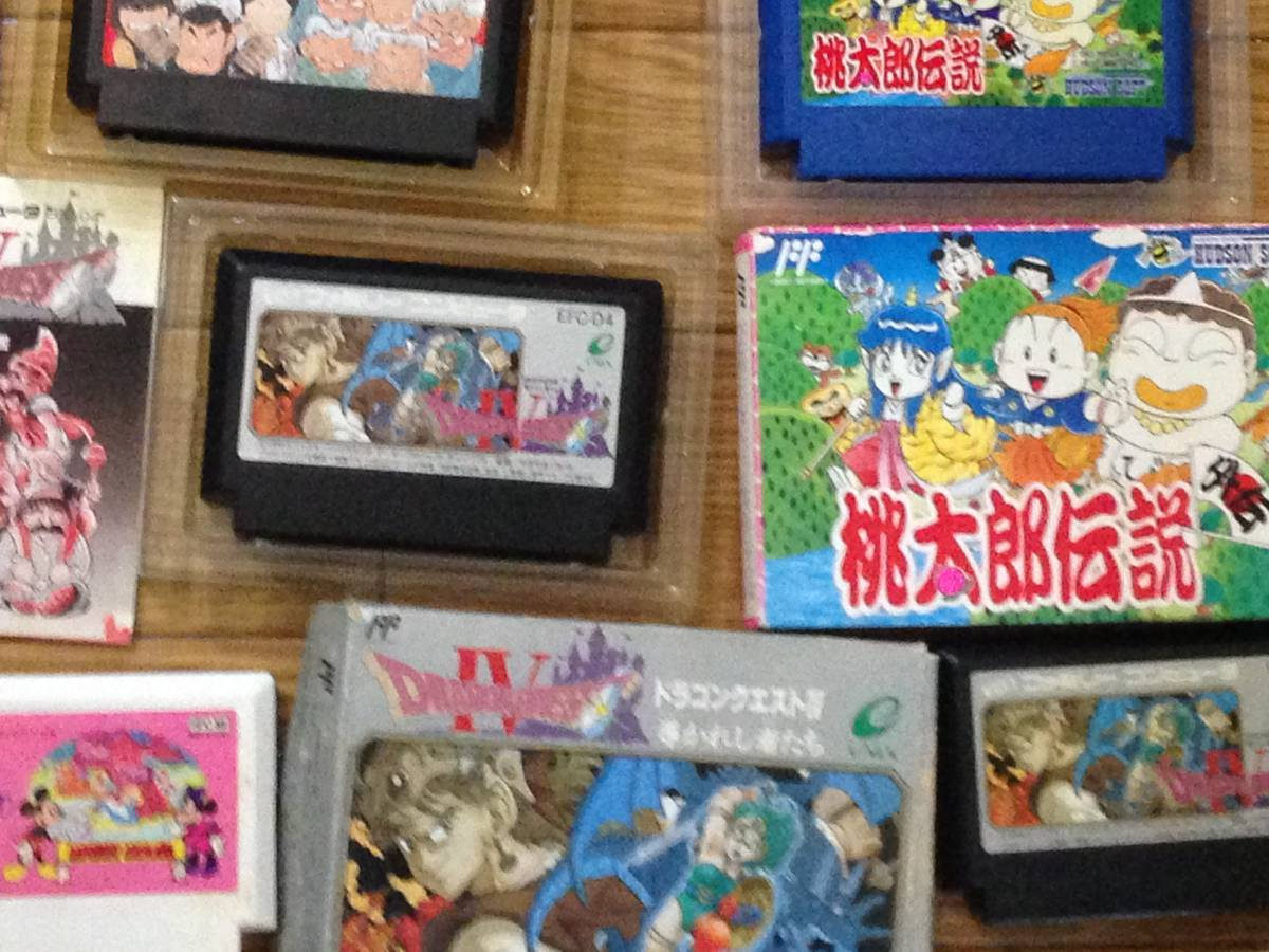 Lot of 24 Nintendo Famicom games Godzilla Mario etc. Boxed ファミコン ゲームソフト ゴジラ 他 箱付き 24本 セット まとめて_画像10