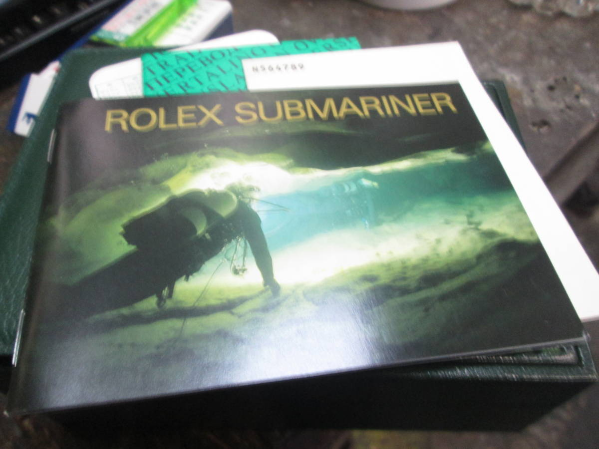 ROLEX 空箱 付属品 ロレックス  純正 ボックス 箱 _画像5