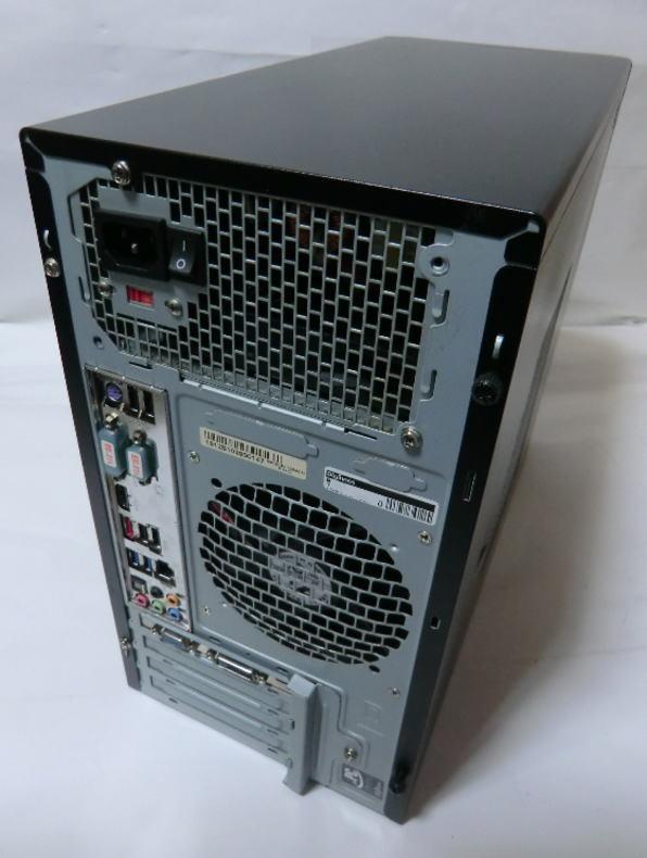★ドスパラ Diginnos Magnate SX E04★ ASRock H77 Pro4-M/Core i5 3470S/8GB/2TB/550W/GeForce GTX 650 1GB/自作PC系/ゲーミング_画像2