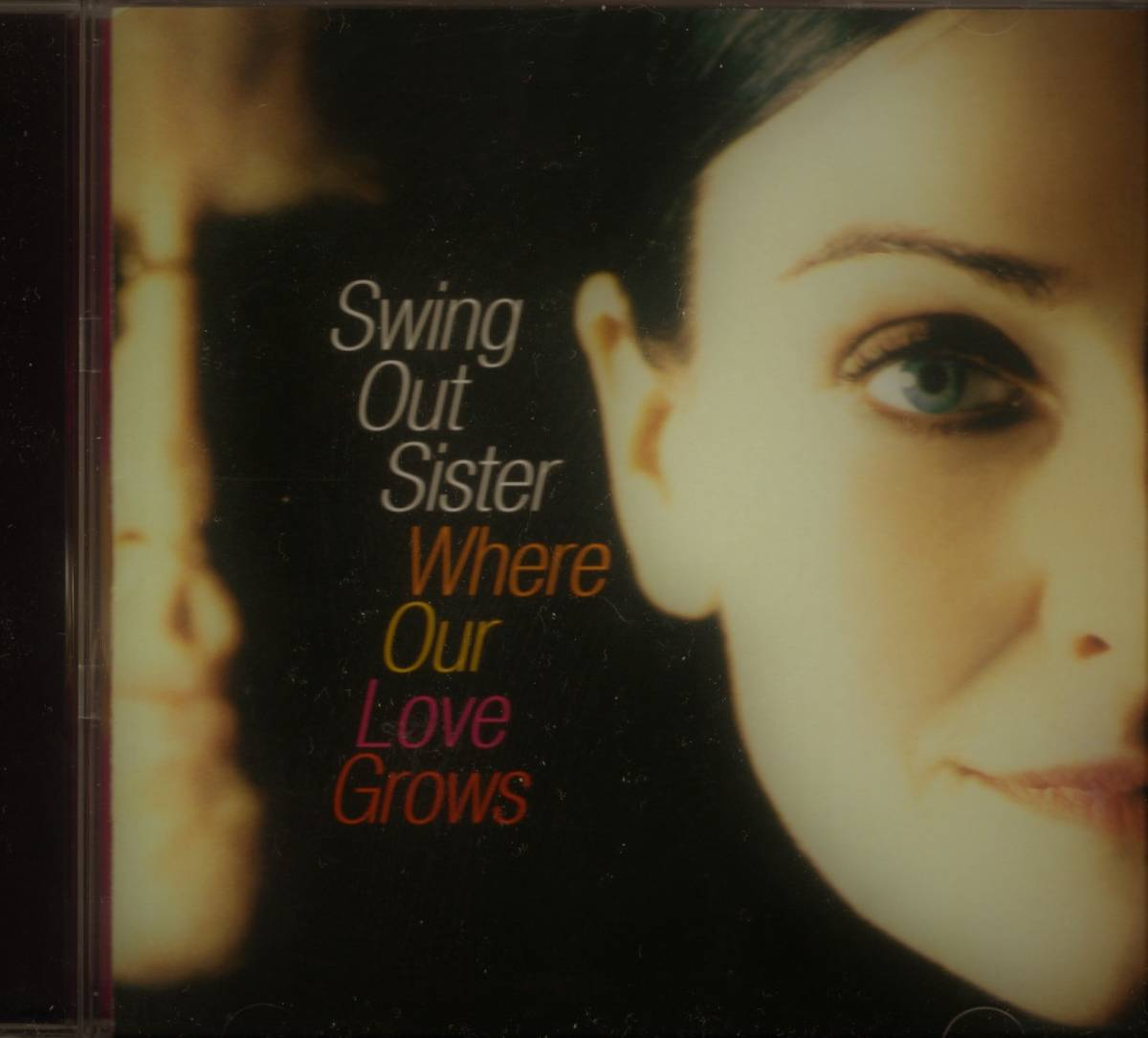 Swing Out Sister★スウィング・アウト・シスター★Where Our Love Grows★輸入盤_画像1