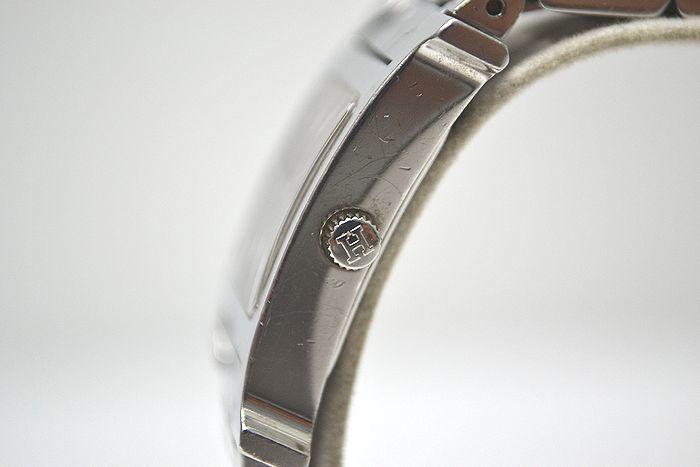 動作確認済み!エルメス HERMES Hウォッチ HH1.210 ブレスレットタイプ 時計 レディース_画像7