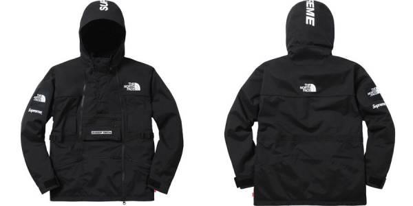 新品 Supreme The North Face Steep Tech Hooded jacket Supreme/The North Face Black 黒 S 原本 シュプリーム ノースフェイス