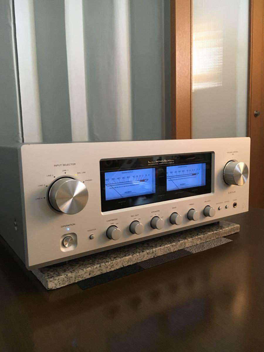 LAXMAM L-505uX 現行型 綺麗だと思います