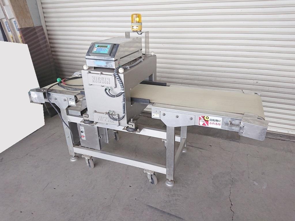 NISSIN/日新電子工業 金属検出機 ND-800i ◆C1901-0002