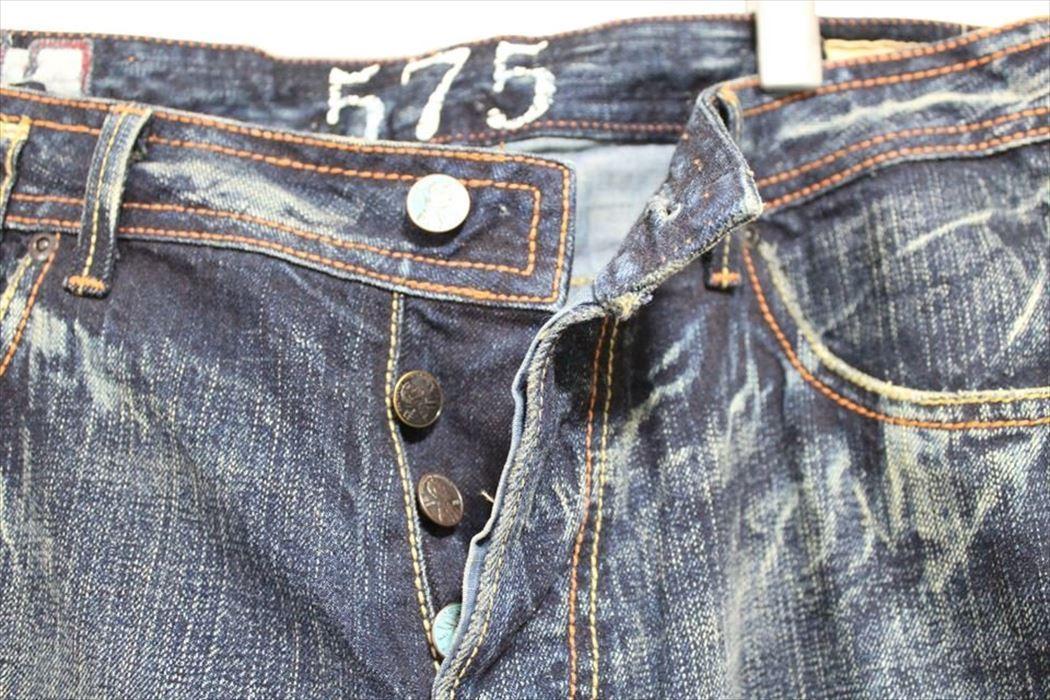 ファイブセブンファイブ 575 MAY75 メンズデニムパンツ ジーンズ 32インチ 新品_画像2