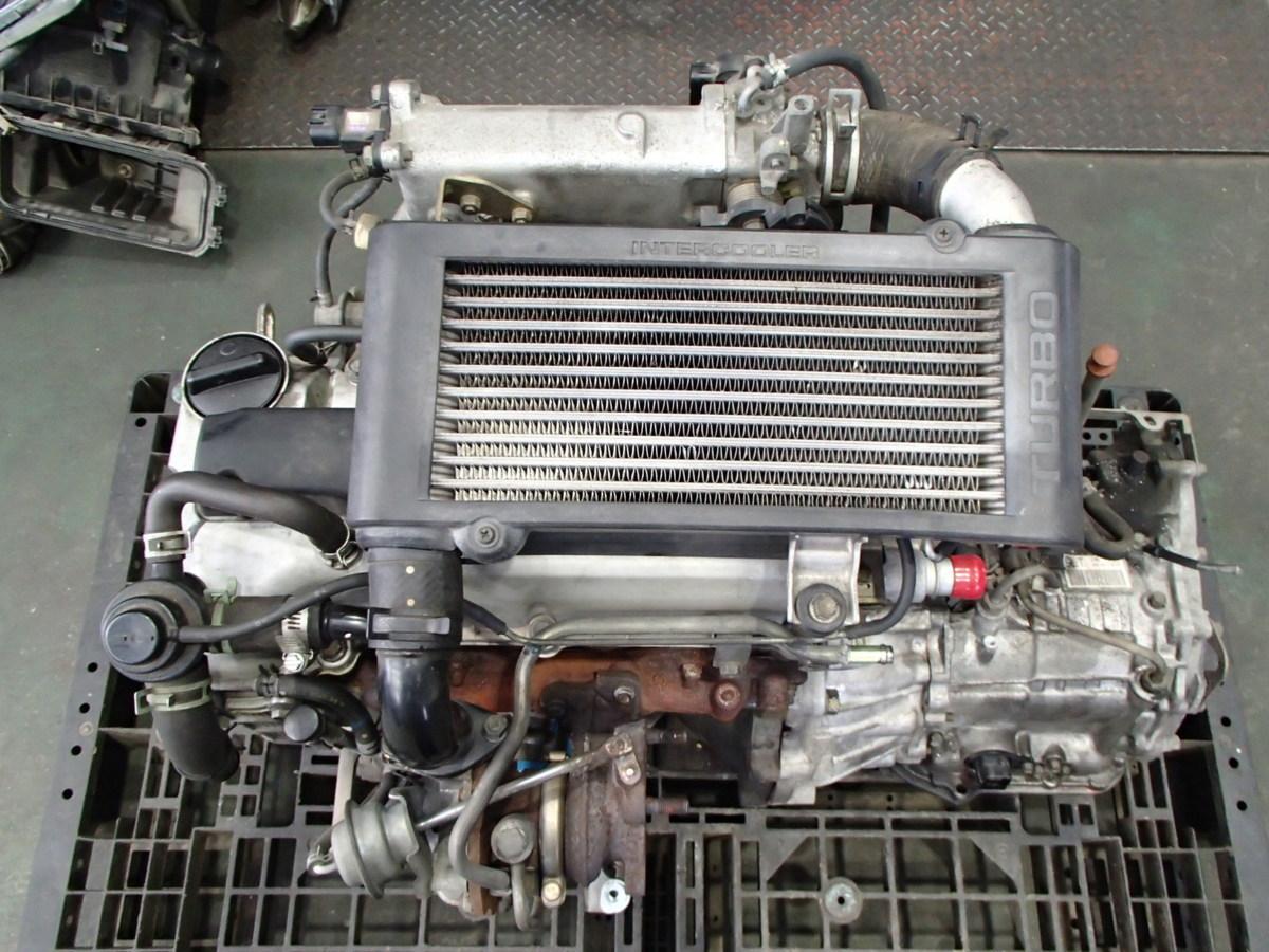 【e-95353】 LA-L952S / マックス / RS / JB-DET / ターボ / エンジン / 19000-97211_画像2