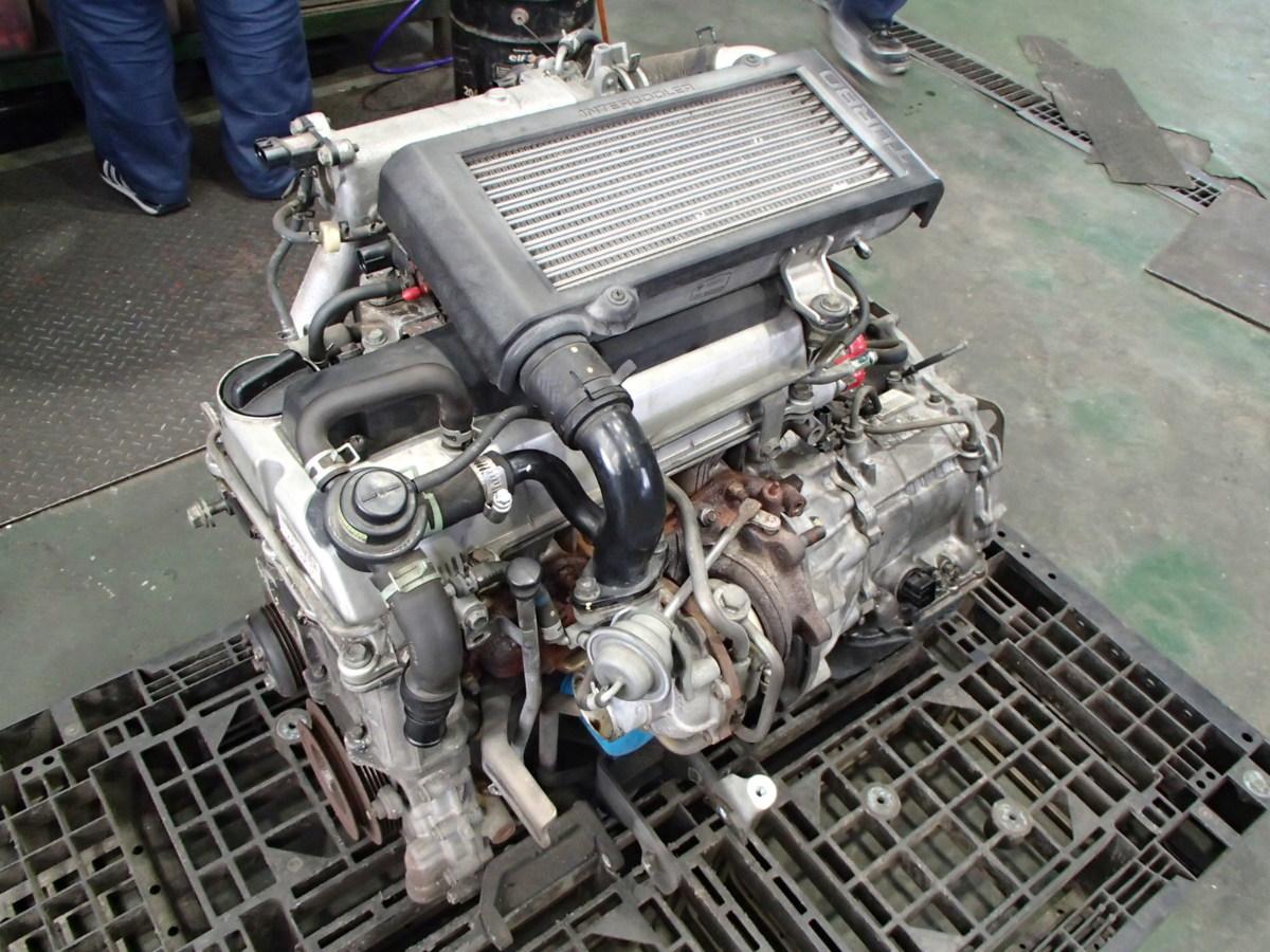 【e-95353】 LA-L952S / マックス / RS / JB-DET / ターボ / エンジン / 19000-97211_画像1