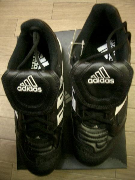 アディダス adidas アメリカンベースボールシューズ 26cm 新品_画像1