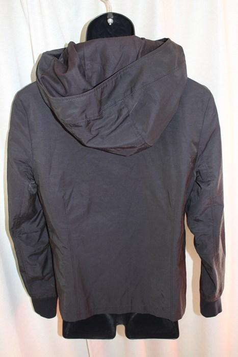 エイチワイエム hym メンズサイドジップブルゾン ジャケット ブラック サイズ48 日本製 新品_画像5