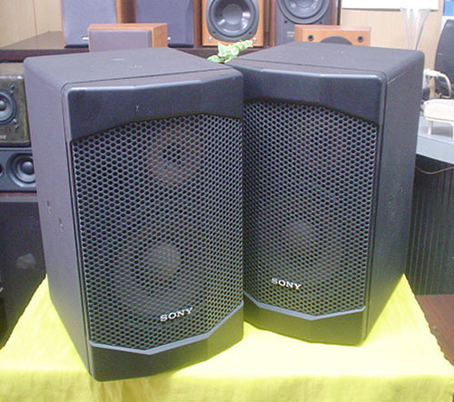 SONY/スピーカー『SRP-S420』(MADE IN JAPAN)×2_画像2