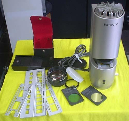 SONY/ビデオDPアダプター『HVT-3100』(MADE IN JAPAN)_画像1