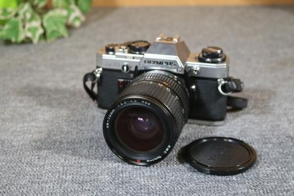 ジャンク!! オリンパス フィルムカメラ OM10 OLYMPUS_画像1