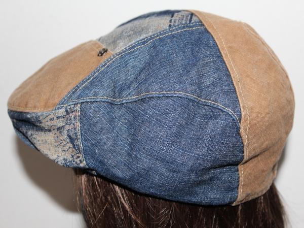 レディースハンチング帽子 アウトレット NO17 新品_画像3