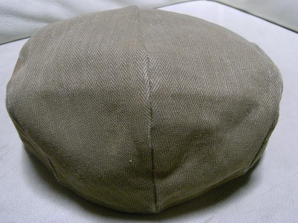 レディースハンチング 帽子 NO6 アウトレット 新品_画像3