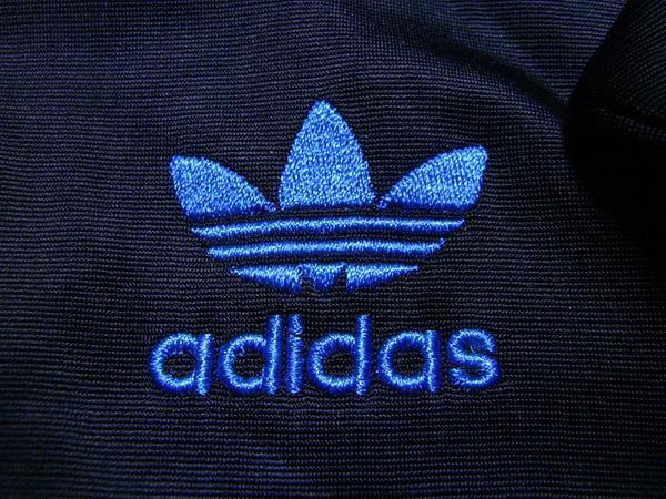 アディダス adidas レディースジャージトップ ネイビー Mサイズ 新品_画像2