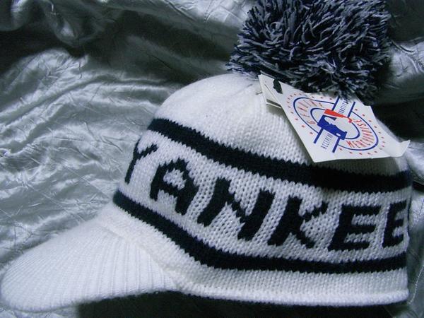 レディース キッズ MLB ニューヨークヤンキース ボールキャップ ホワイト 新品_NEW YORK YANKEES