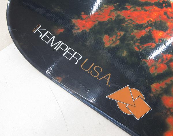 KEMPER USA/ケンパー スノーボード 板 151 K0616 スノボ ウインター用品_画像4