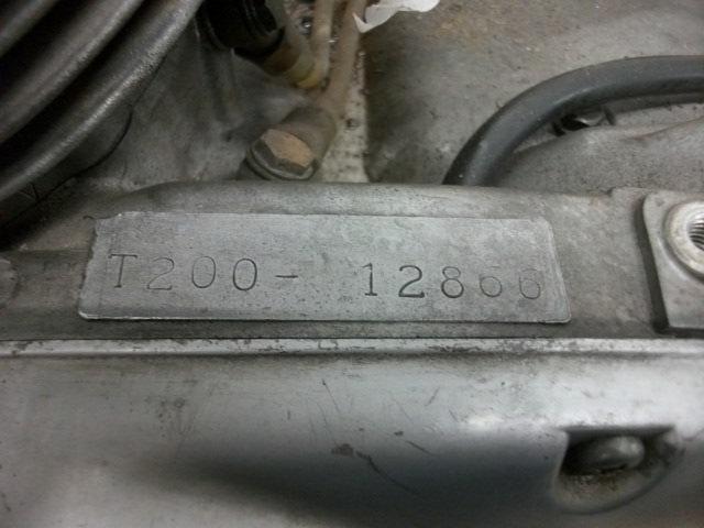 【BST】★スズキ T200 旧車 エンジン 実働 196cc_画像10