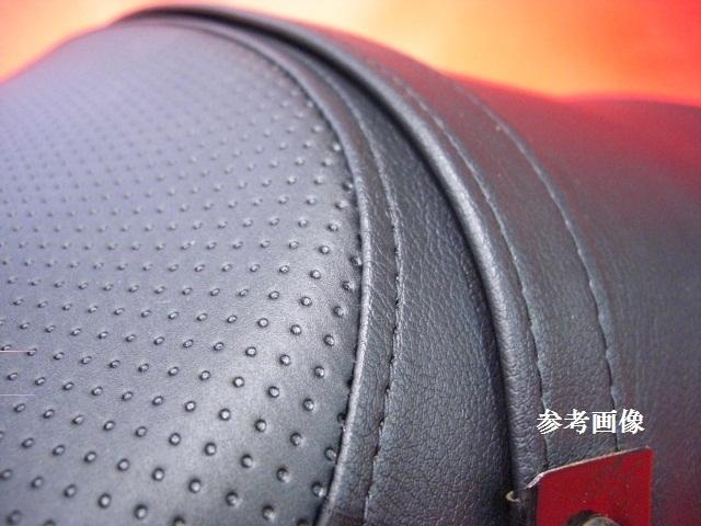 【日本製】■ZZR400【N型】 カスタム シート表皮  ノンスリップ  ピースクラフト KK_画像5