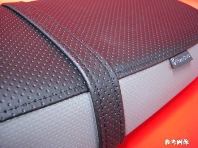 【日本製】Ⅱ★TS125R/TS200R オーダー シートカバー シート表皮 ピースクラフト UC_画像7
