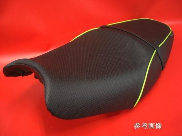 【日本製】TYPE-Ⅰ■ZZR1400  シートカバー シート表皮  ノンスリップ ピースクラフト UU_画像4