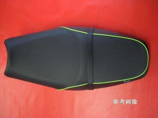 【日本製】TYPE-Ⅰ■ZZR1400  シートカバー シート表皮  ノンスリップ ピースクラフト UU_画像6