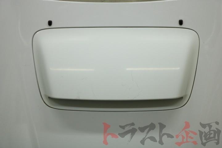4121101 鷹目 純正 ボンネット インプレッサ G型 GDB WRX STI トラスト企画_画像4