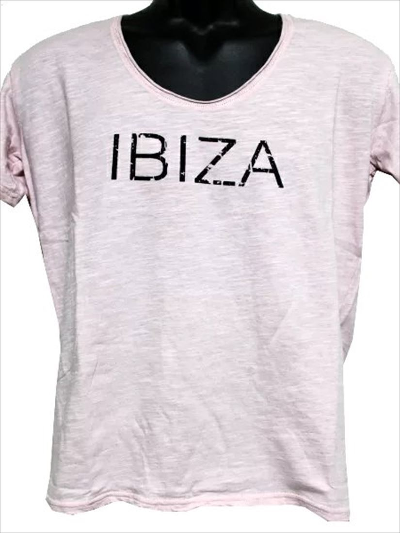 エドハーディー ED HARDY メンズ半袖Tシャツ ピンク Sサイズ SP052 新品_画像1