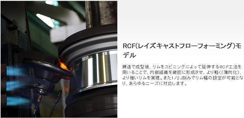 大人気 RAYS gramLIGHTS 57トランセンド 18×7.5J +50 5H114.3 4本 JDM USDM アルテッツァ レヴォーグ ギャラン CX-3 CX-5 ヴェゼル_画像4