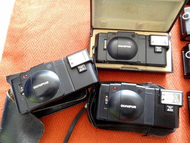 ジャンク!オリンパス カメラ・レンズ・カバー等セットで!・OM-1・OM-2・OM10・XA・XA2・OLYMPUS-PEN EED_画像3