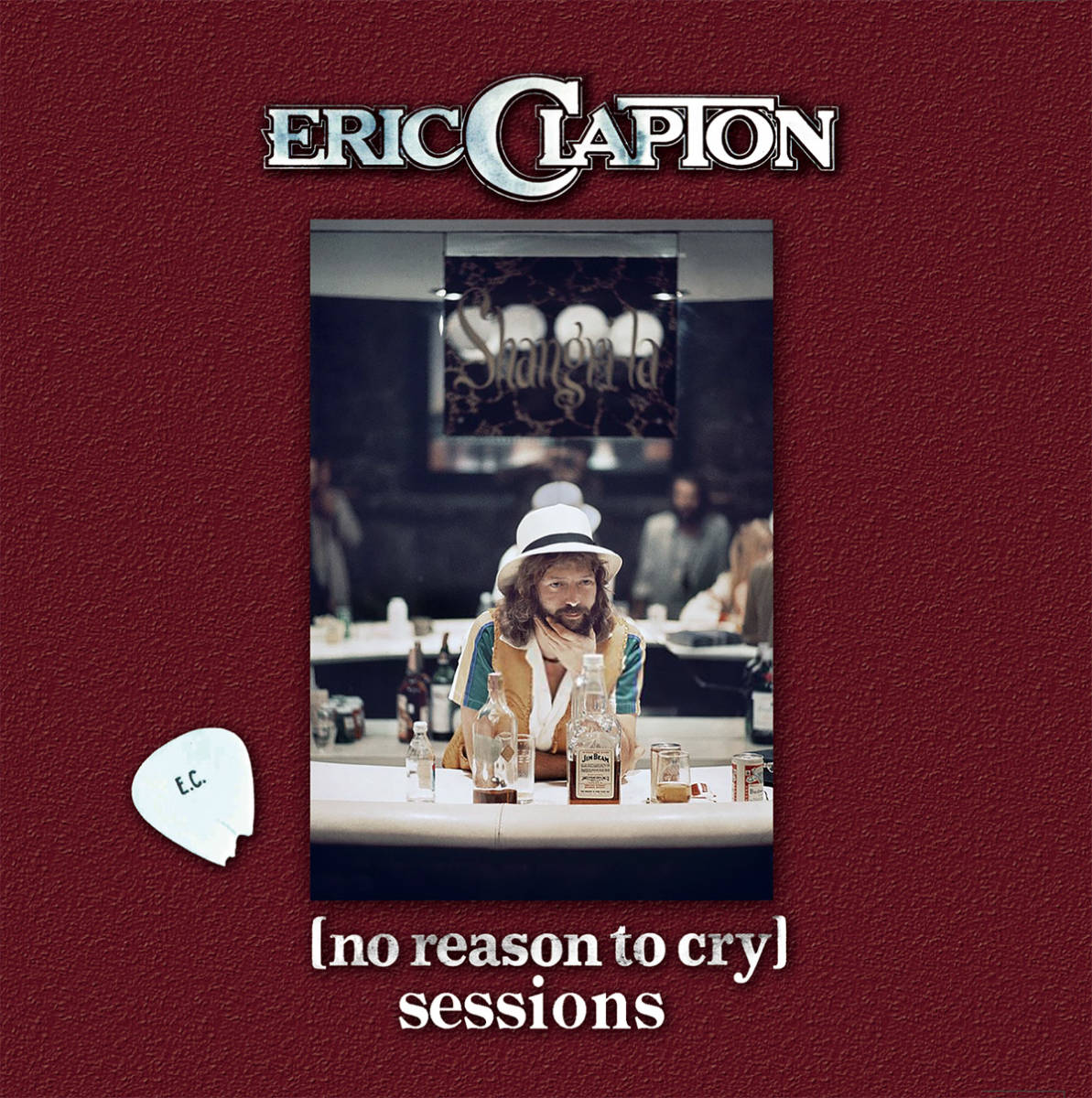 ERIC CLAPTON NO REASON TO CRY SESSIONS 【2CD】_画像3