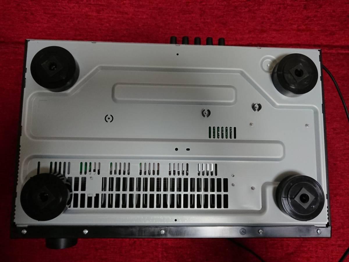 [使用期間1か月未満] YAMAHA 5.1ch・HDMI2.0対応AVアンプ RX-V385_画像4