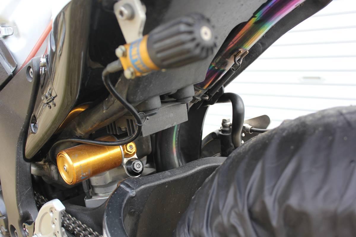 '07年式ZX-6R ST600 サーキット レース仕様 レーサー オーリンズ/ブレンボ 岡山市より_画像4