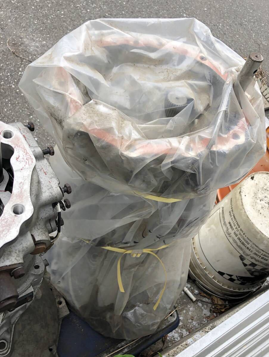 出ました!GT-R専用フォリンジャー6速ミッション 未使用品 HKS ZERO-R ホリンジャー ドグミッション 6SPEED 2_画像3