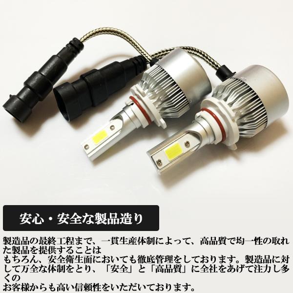 トヨタ◆保証 濃い黄色/イエロー フォグランプ 3000k LED HB4 9006◆ハイエース H22.7~H24.4 TRH200系 専用_画像2
