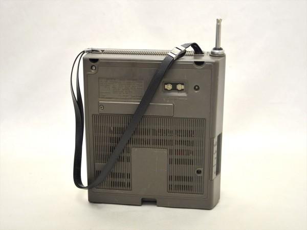 KM31●ジャンク●SONY スカイセンサー ICF-5900 5バンドマルチバンドレシーバー/BCLラジオ FM/MW/SW1/SW2/SW3_画像3